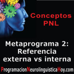 Metaprograma 2 – Marco de referencia externo vs interno